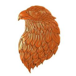 Eagle bas-relief 1.1.jpg Download STL file Eagle bas -relief • 3D printable design, Majs84