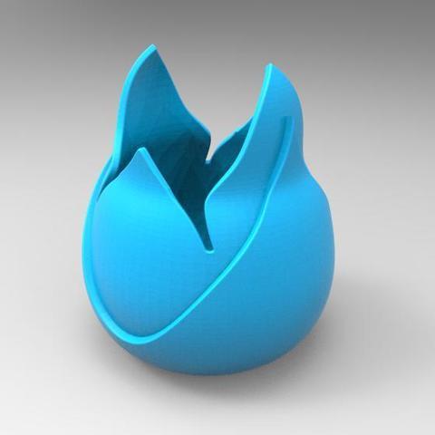 Bowl 1.jpg Download STL file Bowl 1 • 3D print design, Majs84