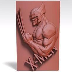 Wolverine cnc .1.jpg Télécharger fichier STL Carcajou CNC • Objet pour impression 3D, Majs84