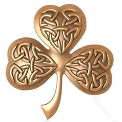 Download STL Celtic clover ornament CNC, Majs84