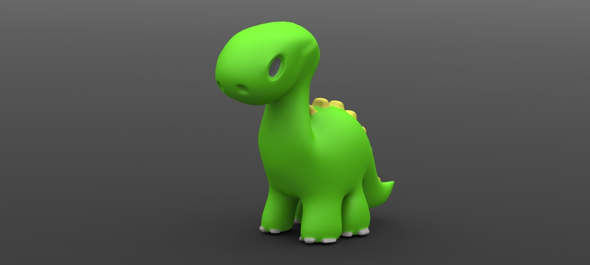 Dino toy.JPG Download STL file Dino toy • Template to 3D print, Majs84