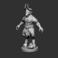 3D printer models Minotaur, Majs84