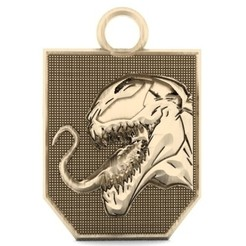 Venom keychain 1.1.jpg Download STL file Venom keychain 1 • Template to 3D print, Majs84