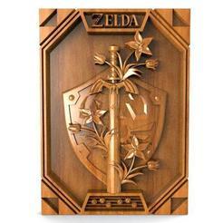 Zelda cnc 4.1.jpg Download STL file Zelda cnc 4 • 3D print model, Majs84