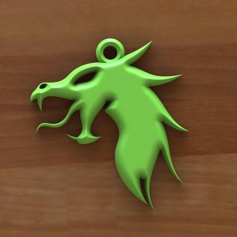 Dragon 4.2.JPG Download free STL file Dragon 4 • 3D printing design, Majs84