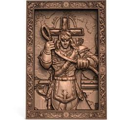 Castlevania simon belmont cnc .1.jpg Download STL file Castlevania Simon Belmont CNC • 3D printable object, Majs84