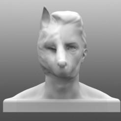 Descargar modelos 3D Half Man, Half Wolf, Majs84