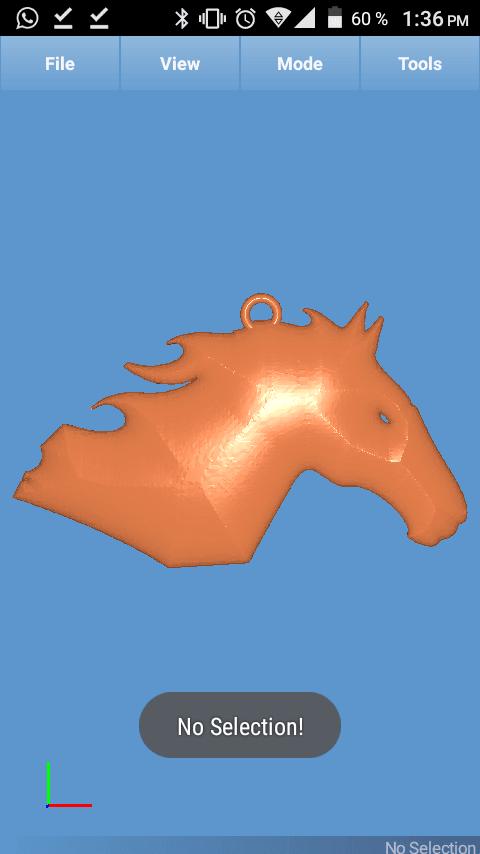 Captura de pantalla_20180211-133624.png Download free STL file Horse • 3D printable template, Majs84