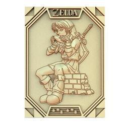 Zelda CNC 3.1.jpg Download STL file Zelda link CNC 3 • 3D print design, Majs84