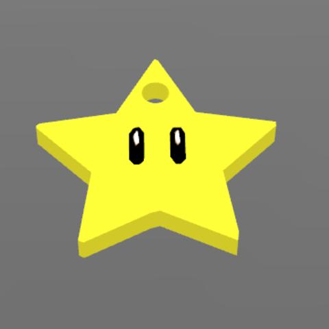 étoile 1.PNG Download STL file Star, Mario, Star of Power, Luigi, Yunorga • 3D printing object, Yunorga