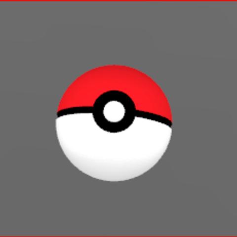Free 3D printer files Pokémon,Pokéball,Ball,Ball,Yunorga, Yunorga
