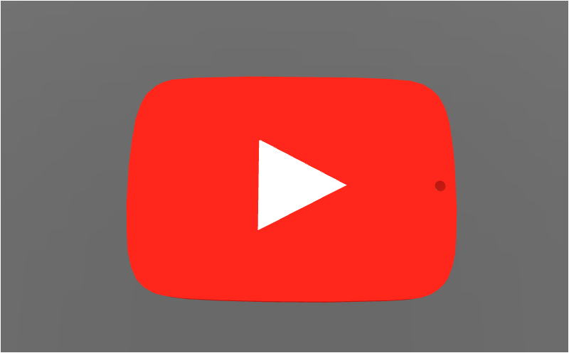 YouTube_Play_Button.PNG Download STL file YouTube Play Button • 3D printable model, Yunorga