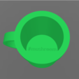 Download free 3D printer templates Mug pipe mario, Yunorga