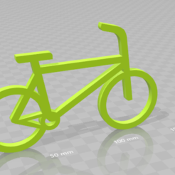 02.PNG Download STL file bike 3d printable gift simple  • Object to 3D print, giannis_let
