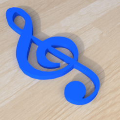 sol.png Télécharger fichier STL Clé de l'impression en 3D • Plan imprimable en 3D, giannis_let