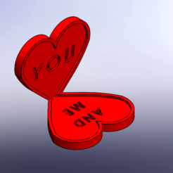Download 3D print files Heart for a gift 3D print , giannis_let