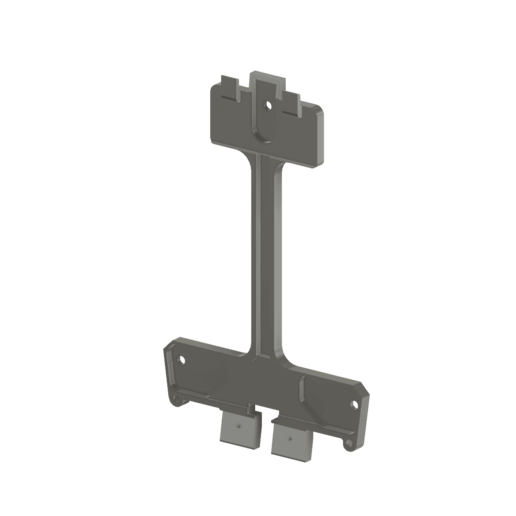 Download free 3D printing templates W65-Wall Mounting Plate, fgeer
