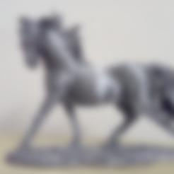 Free 3D file Horse, stronghero3d