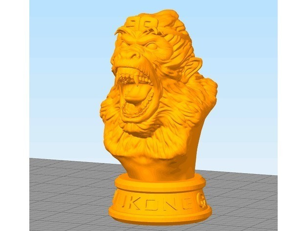 6d67a7f9f7c3d4a32cf529944b1051c9_preview_featured.jpg Download free STL file MonkeyKing head • Template to 3D print, stronghero3d