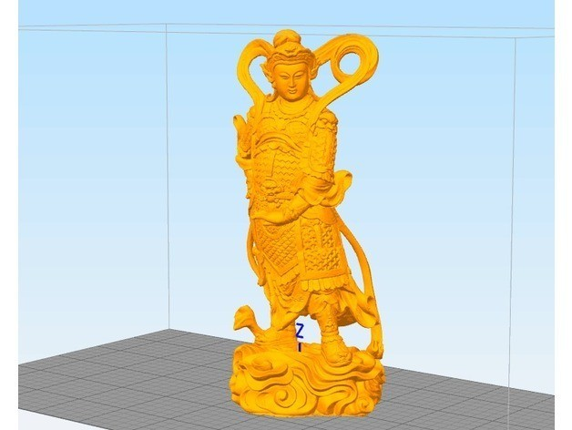 eeb81bce25dfe9b33a1be5ffaa5229fa_preview_featured.jpg Download free STL file Veda General • 3D printable object, stronghero3d