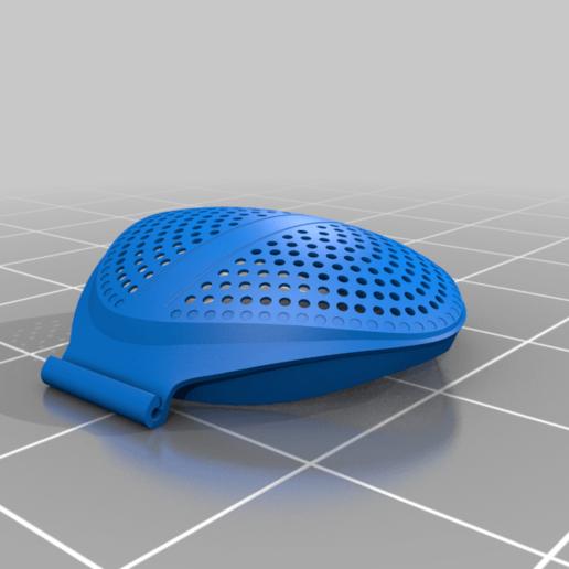 eee333.png Download free OBJ file Mask from stronghero3d • 3D printer design, stronghero3d