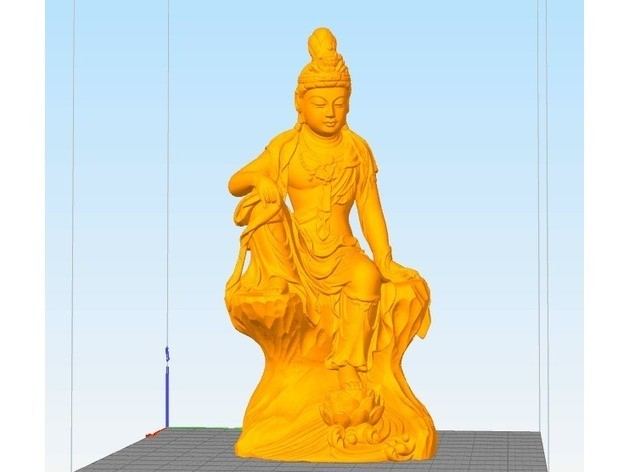0d85d1f9e929e9ee9767097aaec15b9d_preview_featured.jpg Download free STL file Guanyin053 • 3D printable model, stronghero3d