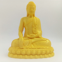 Capture d'écran 2017-03-27 à 19.20.58.png Download free STL file Thailand Buddha • 3D printer model, stronghero3d