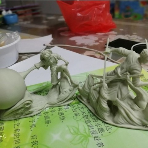 ec57833e1b173bc0ed4b033151603eef_preview_featured.jpg Download free STL file Monch D. Luffy • 3D printing object, stronghero3d