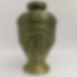 Download free 3D printer designs Bless fish bottle, stronghero3d