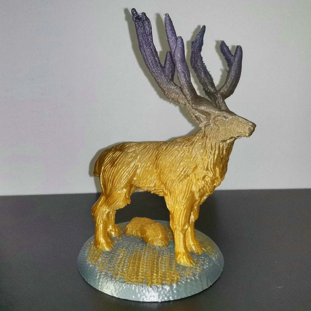 IMG_20200904_082646.jpg Download free STL file Elk deer • 3D printing template, stronghero3d