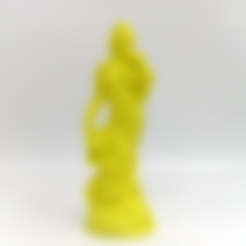 Download free STL file Chinese beauty 03 • 3D printer object, stronghero3d