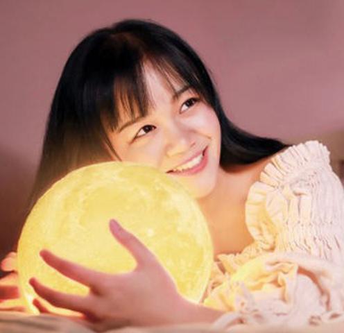 Capture d'écran 2017-04-13 à 09.38.00.png Download free STL file  Hot sale moon ball with LED light • Design to 3D print, stronghero3d