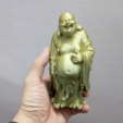 Download free STL file Smilling Buddha, stronghero3d
