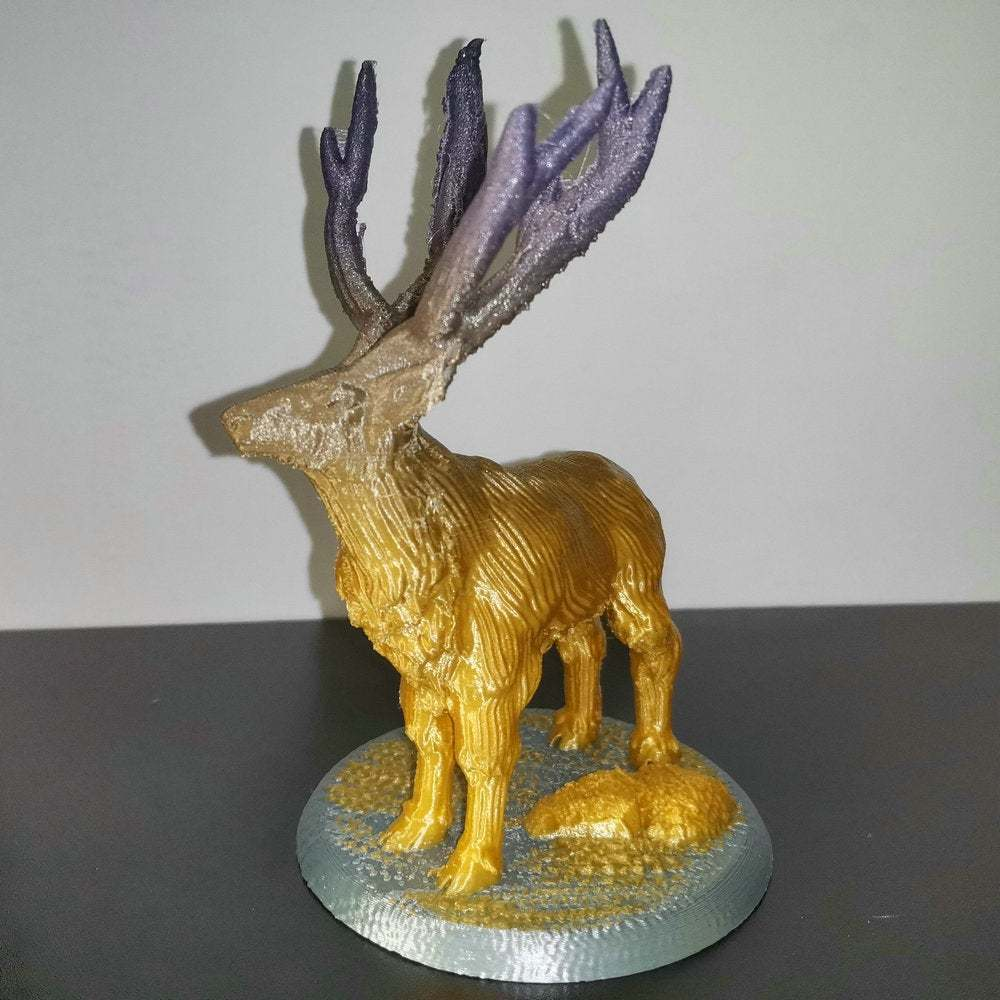 IMG_20200904_082628.jpg Download free STL file Elk deer • 3D printing template, stronghero3d