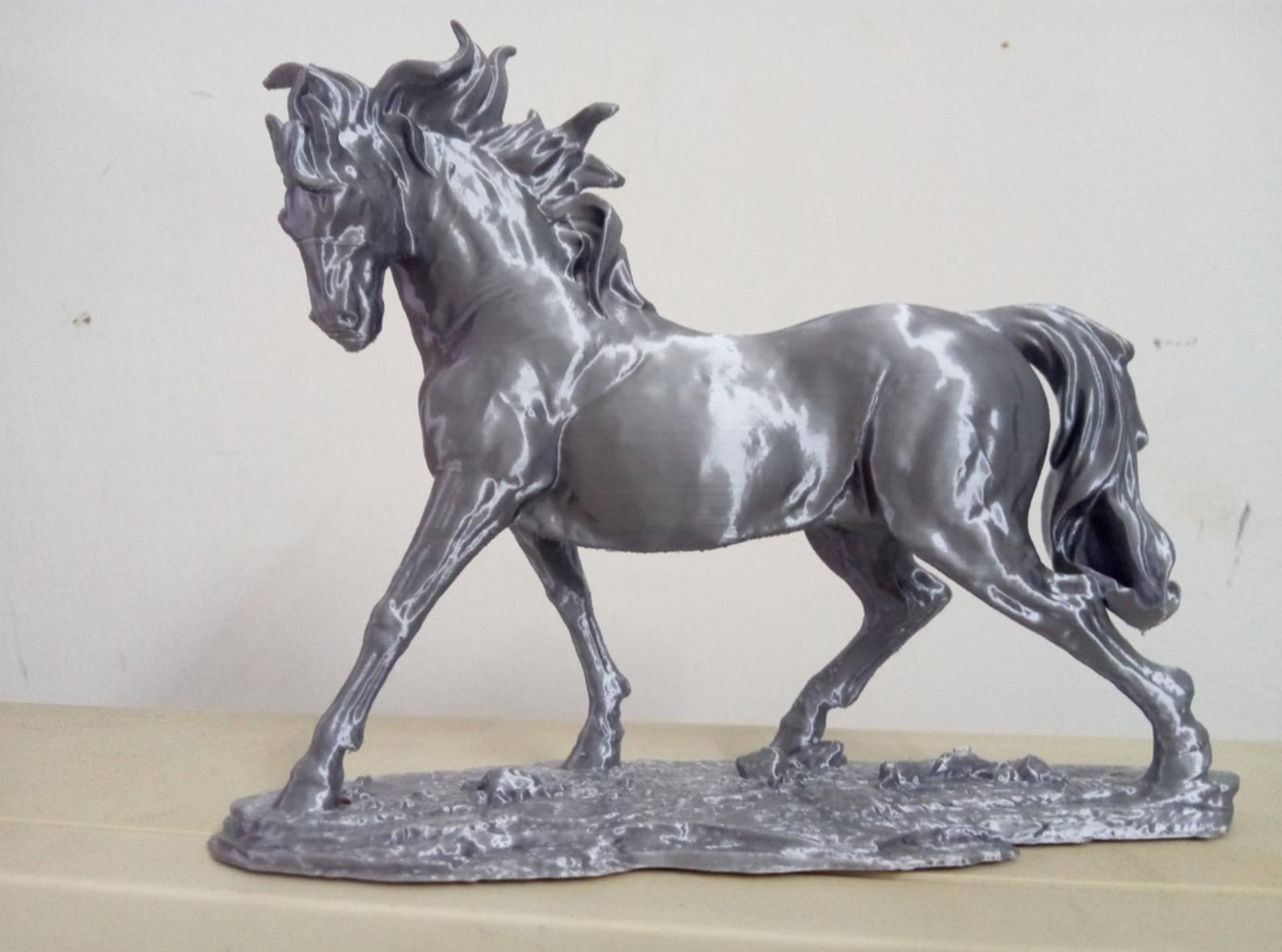 Horse 3D printing2.png Télécharger fichier STL gratuit Cheval • Modèle à imprimer en 3D, stronghero3d