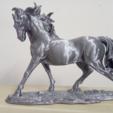 Download free 3D printer designs Horse, stronghero3d