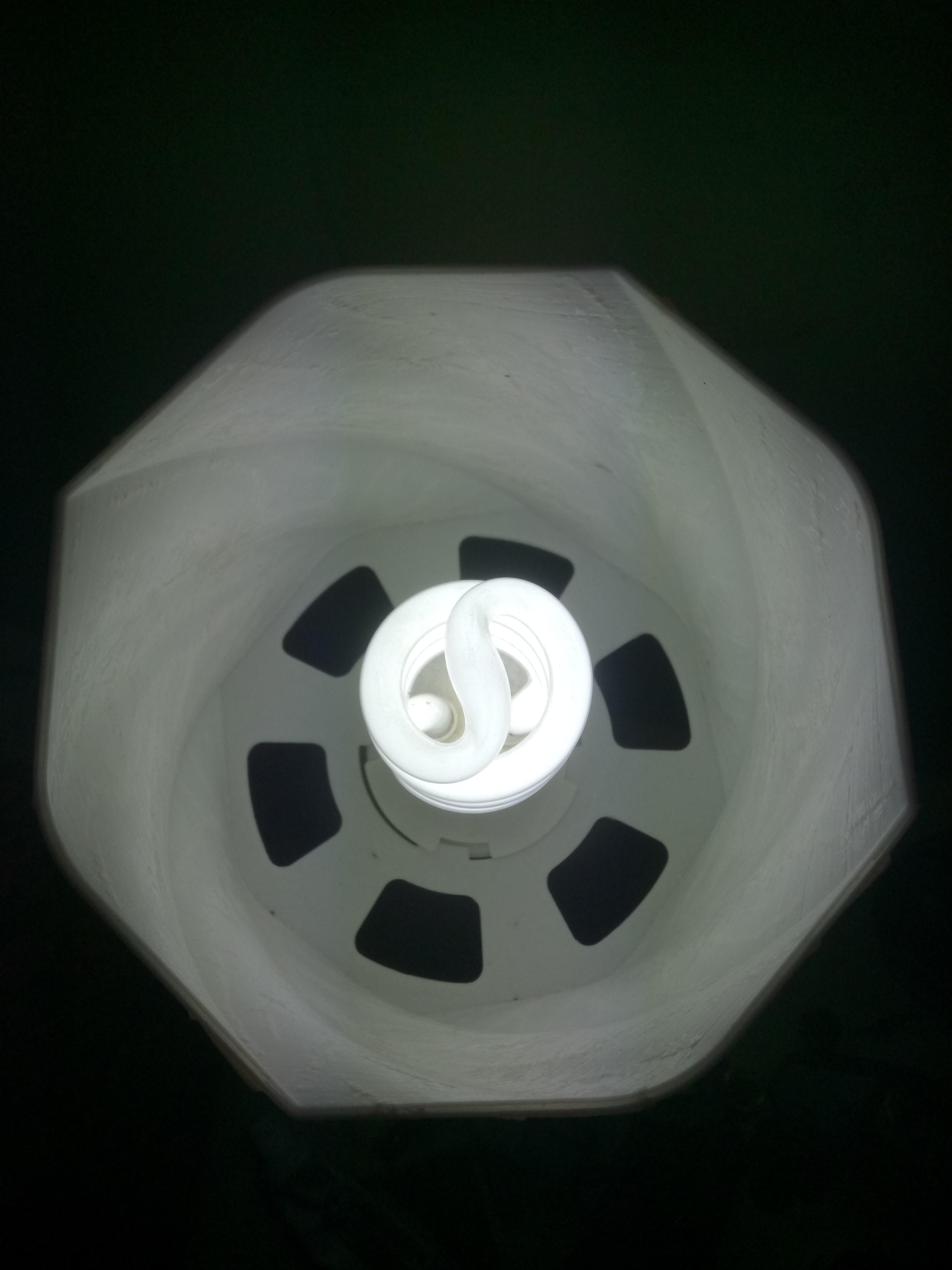 DSC_3877.JPG Download free STL file Lamp Branches 2 • Template to 3D print, JaimeGR