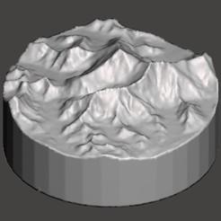 1.jpg Télécharger fichier STL L'Everest • Modèle pour imprimante 3D, JaimeGR