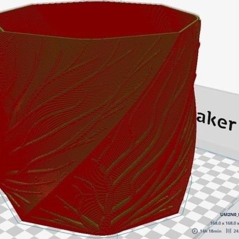 b.jpg Download free STL file Lamp Branches 2 • Template to 3D print, JaimeGR