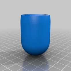 WeberFootv2.png Télécharger fichier STL gratuit Pied de grill Weber • Plan imprimable en 3D, eirikso