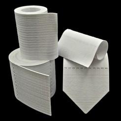 Descargar archivos 3D gratis Rollo de papel higiénico, edditive