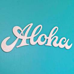 IMG_20200325_151453_crop.jpg Download free STL file Aloha Sign • 3D printable object, edditive