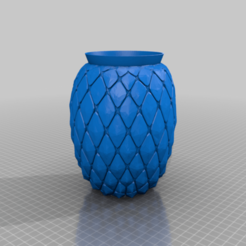Pineapple_Light_Cover.png Download free STL file Pineapple Light Cover • 3D print design, edditive