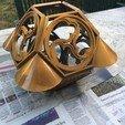 Download STL file Lampe ou objet deco pendentif • 3D printer template, nicobelix