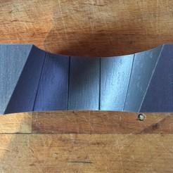 Free 3D printer designs CORNE DE VACHE , nicobelix