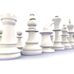 Download 3D printer templates Wizard Chess Piece, ralphzoontjens