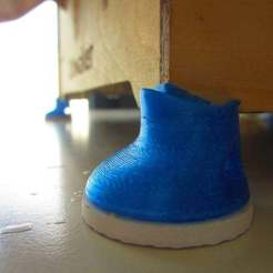 UM_shoes_closeup_thingiverse.jpg Download free STL file Ultishoes • 3D print model, ralphzoontjens