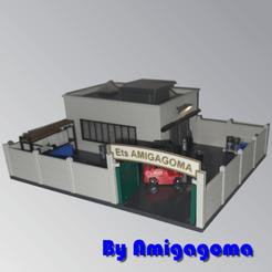 usine1.png Descargar archivo STL Pequeña planta • Diseño para la impresora 3D, amigapocket