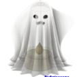 fantome2.png Télécharger fichier STL gratuit Fantôme  • Modèle imprimable en 3D, amigapocket