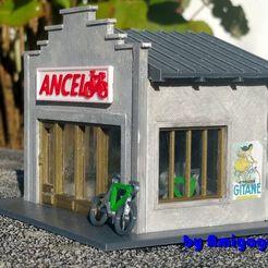 Descargar modelos 3D Velo de la tienda HO, amigapocket